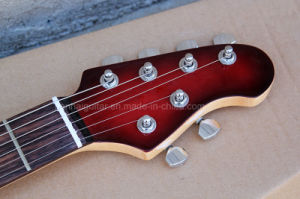 Hanhai Music / Claret-Red Electric Guitar (SM-Y2D) pictures & photos