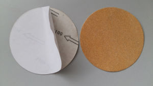 Self-Adhesive Sanding Disc (FPS303) pictures & photos