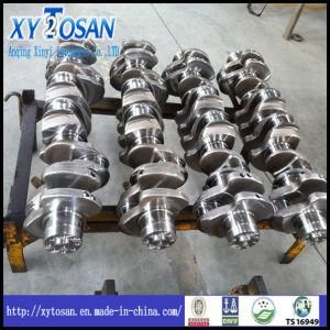 Crankshaft for Man D2866/ Man P/N. 51 02100 6019 & D2156/D750 51.02101.7123 2 pictures & photos