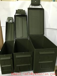 Metal Ammo Can Military Ammo Box Military Can - PA108/M2a1/M19A1 pictures & photos
