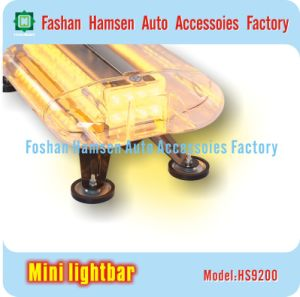 Double Row LED Emergency Amber Police Traffic Fire Warning Mini Lightbar pictures & photos