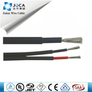 TUV Approved 1X4.0mm2 Solar Cable pictures & photos