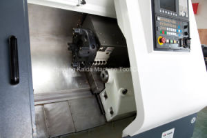 High Speed Slant Bed Big CNC Machine Tools Kdcl-15 pictures & photos