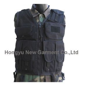 Tactical Bullet Proof Vest Good Quality for Military/Police pictures & photos