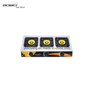 Cheap 3 Burner Table Top Gas Stove Price Promotion