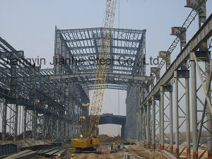 Steel Structural Projects/Steel Building pictures & photos