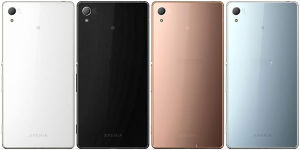 Four Colors Original Unlocked for Sony Xperie Z3+ GSM Phone pictures & photos