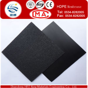 100%Recycle and Cheapest Black HDPE Waterproof Geomembrane for Construction Liner pictures & photos