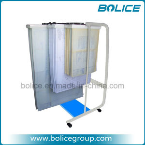 Mobile Blueprints Hanging Trolley for A0, A1, A2, A3 pictures & photos