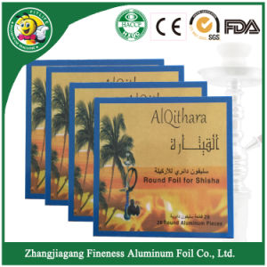 High Quality Customized Aluminum Foil Shisha Sheet pictures & photos