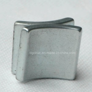 Strong Permanent Sintered NdFeB Arc Motor Magnet