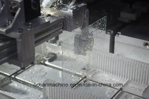 Metal Engraving CNC Machine in High Polish and Precision (RTM 600STD) pictures & photos