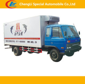 Dongfeng 4*2 10cbm Refrigerated Truck pictures & photos