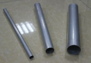Aluminium Extrusion Tube for Indurstry Material (square & round) pictures & photos
