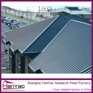 Standing Seam Glazed Roof / Steel Roofing Tile pictures & photos