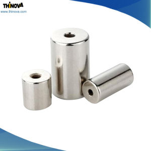 Customized Motor Permanent NdFeB Magnet with Various Shapes pictures & photos