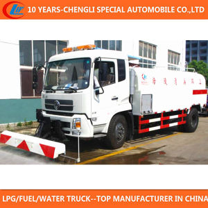 10cbm Road Cleaning Truck High Pressure Cleaning Truck pictures & photos