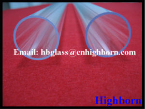 Manufacurer Ozone Free Silica Quartz Glass Pipeline pictures & photos