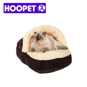 Slipper Pet Bed Plush Slipper Dog Houses Polyester Washable Dog Bed pictures & photos