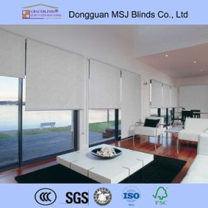 Window Decoration Fabric Shade Rollers Blinds pictures & photos