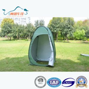 Portable Pop up Tent Camping Beach Toilet Shower Changing Room Tent pictures & photos