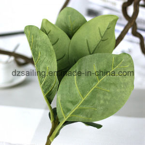 Widely Used Artificial Leaves Flower for Home/Garden Decoration (SW17675) pictures & photos