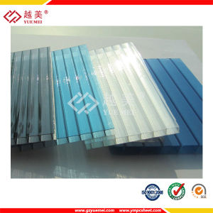 Colored Polycarbonate Hollow Solid Sheet Thick 2mm 4mm 6mm pictures & photos