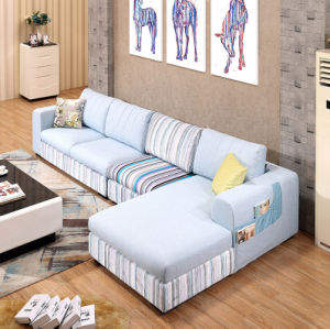 Modern Wholesale Market Furniture Cheap Sectional Sofa pictures & photos