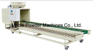 Automatic Dust Vacuum Weighing and Packing Machine pictures & photos