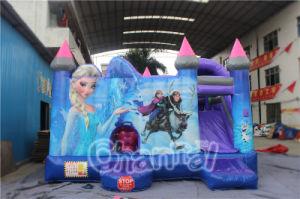 Frozen Theme Bouncy Castle Combo (chb1128) pictures & photos