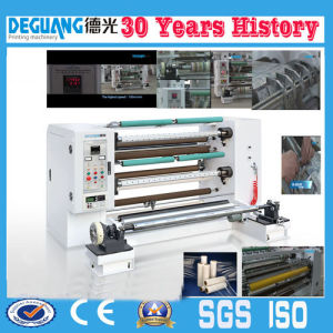 High Speed Fully Automatic Slitting Machine for Plastic Film and Paper pictures & photos