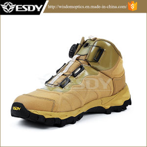 Tactical Slip-Resistant Military Army Lightweight Outdoor Boot pictures & photos