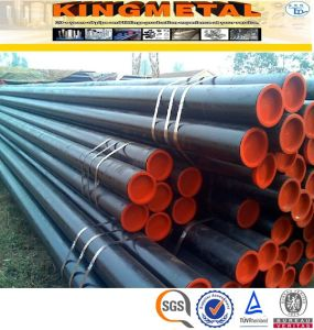 ASTM A106 Gr. C Sch40 Seamless Carbon Steel Pipe pictures & photos