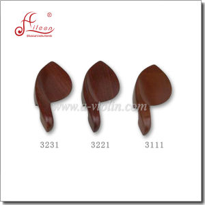 High Grade Rosewood & Boxwood Violin Chin Rest (3231, 3221, 3111) pictures & photos