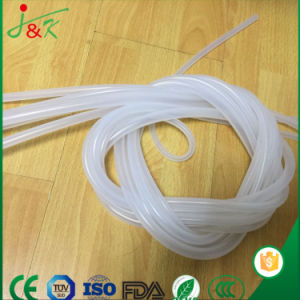 Extruded Silicone Hose Tube for Foods and Medical Machine pictures & photos