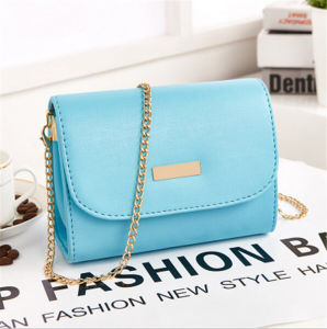 Newest Campus Style Fashion Leather Ladies Bag pictures & photos