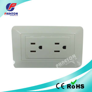South American Wall Socket 6pins pictures & photos