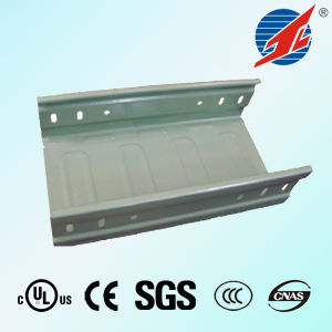 Easily-Assembled Radiating Salt Spray Tested Perforated Cable Tray pictures & photos