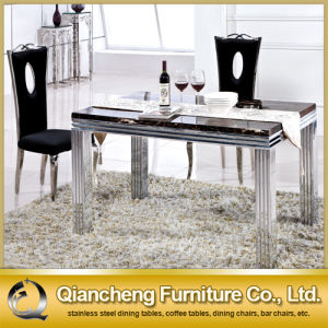 Marble Dining Table in Malaysia pictures & photos