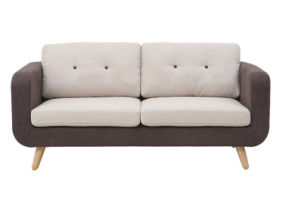 hot sale 3 seater fabric sofa for living room furniture pictures & photos
