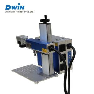 High Speed Metal Marking Machine Fiber Laser Marking Price pictures & photos