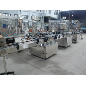 15 Years Factory Automatic Soda Bottle Filling Machine pictures & photos