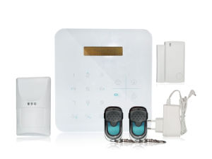 Mobile APP Operated Smart WiFi & GSM Burglar Alarm System, 433/868MHz Available pictures & photos
