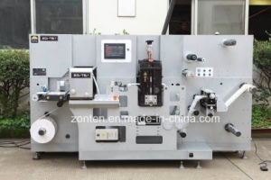 Intermittent Die Cutting Machine Zmq320 pictures & photos