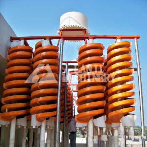 Best Applied Spiral Concentrator with Good Operation