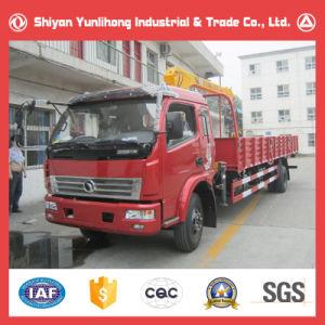 Sitom 4X2 9 Ton Crane Truck pictures & photos