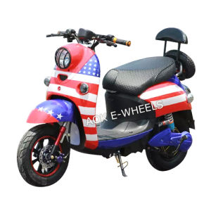 1000W Brushless Electric Motorbike (EM-010) pictures & photos