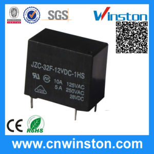 Jzc-32f Miniature PCB Relay with CE pictures & photos
