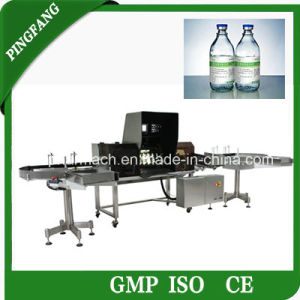 Large Infusion Bottles Inspection Machine Model Yja-90t pictures & photos