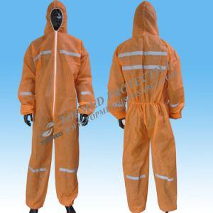 Hot Sale Disposable Hazmat Suit, Disposable Suits pictures & photos
